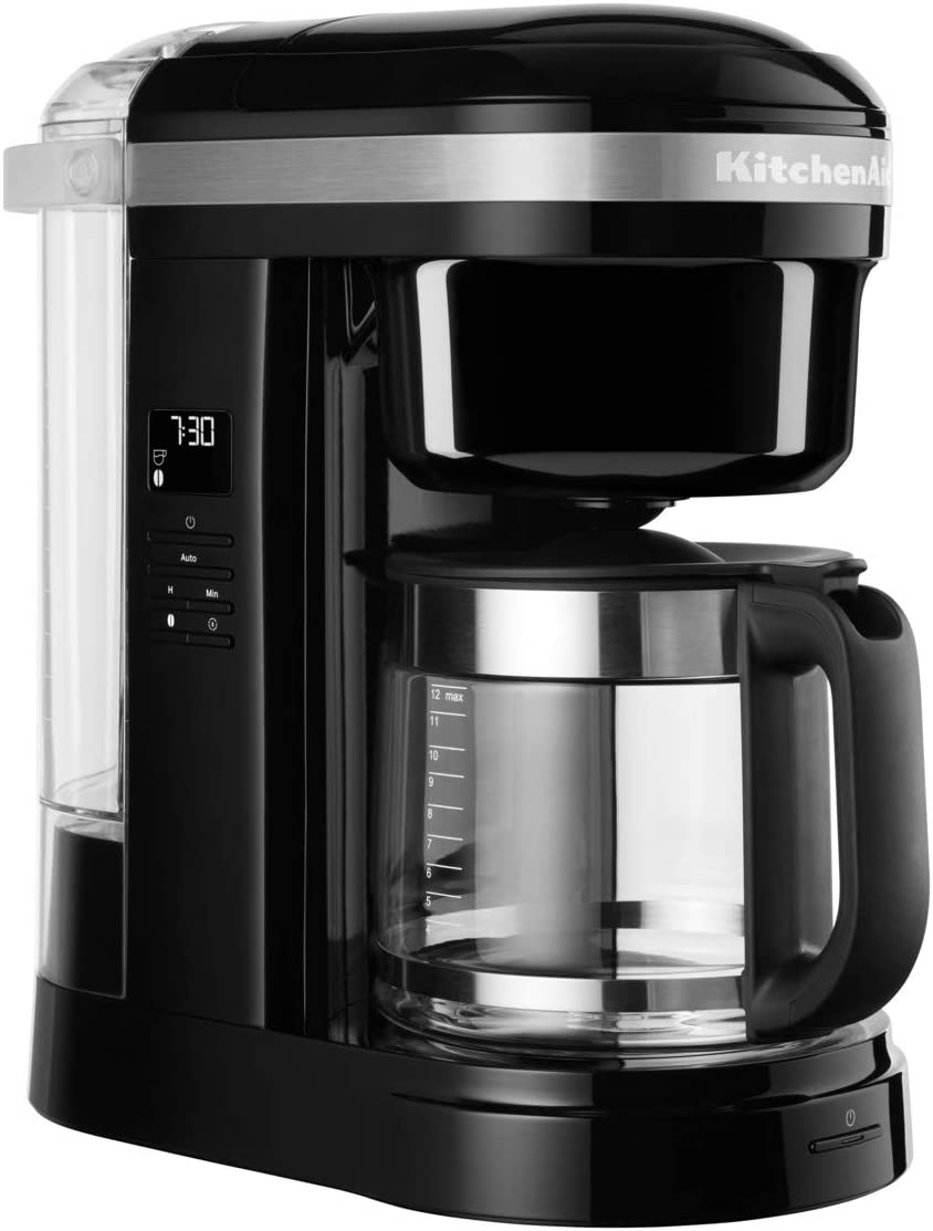 KitchenAid Machine à café CAFETERA DE GOTEO DE 1,7 L, Negro Ónix ...