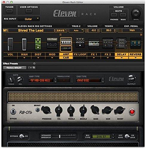 Com Avid 99006518200 Pro Tools And Eleven Rack Bundle Musical Instruments