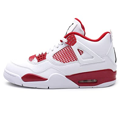 100% authentic ea333 d8317 Amazon.com   Air Jordan 4 Retro - 308497 106   Basketball