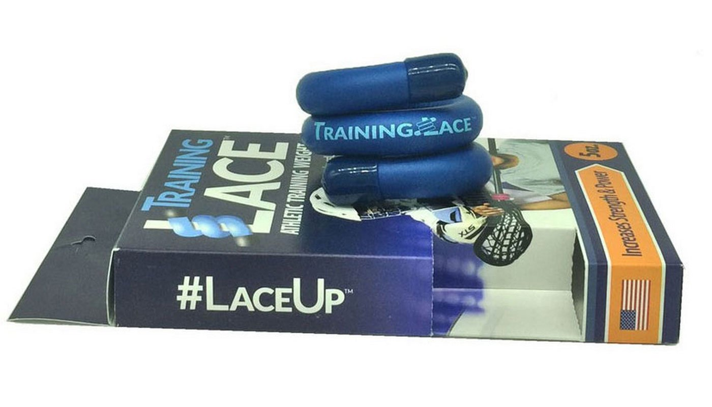 Training Lace Lacrosse Team Pack Combo: 6 of 5oz, 8oz and 12oz plus 1 Duffle Bag Lacedup Athletics TrainingLace bundled with 1 Performall Sport Bag by Performall Sports Lacrosse Training Tools (Image #2)