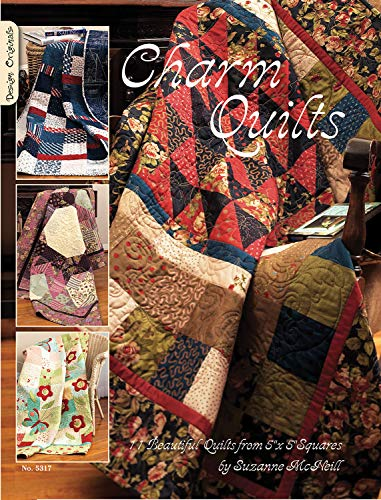 Charm Quilts: 11 Beautiful Quilts from 5