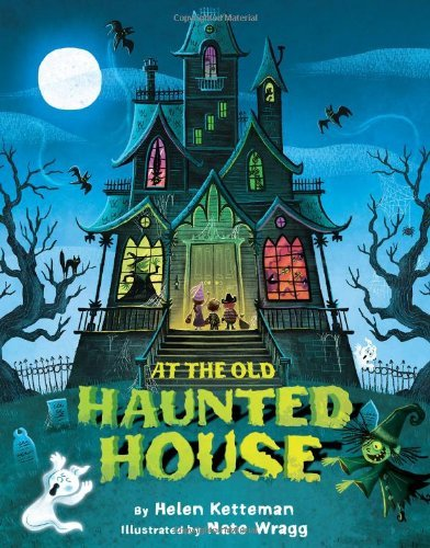 Funny Halloween Poems That Rhyme (At the Old Haunted House)