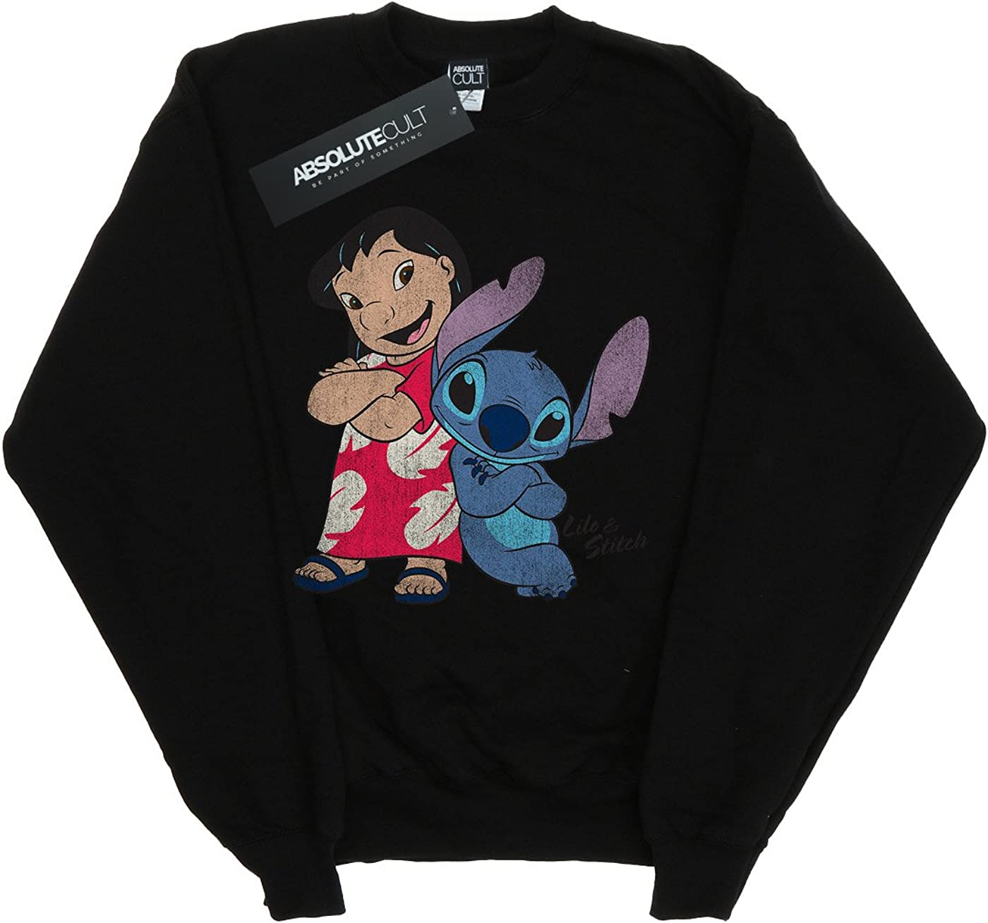 Disney Boys Lilo /& Stitch Chillin Hoodie