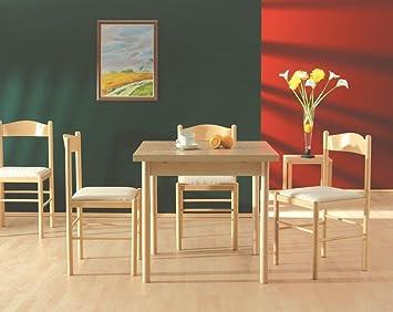 Esstisch 80x80 ausziehbar esstisch buche schn esstisch for Esstisch 80x80 ausziehbar ikea