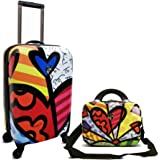 "Heys Britto New Day Beauty Case and 22"" Cabin luggage 2 pcs set B703-2PC"