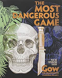 Most Dangerous Game / Gow the Headhunter [Blu-ray] [Import]