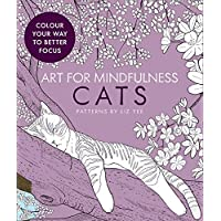 Art for Mindfulness Cats (Colouring Books)