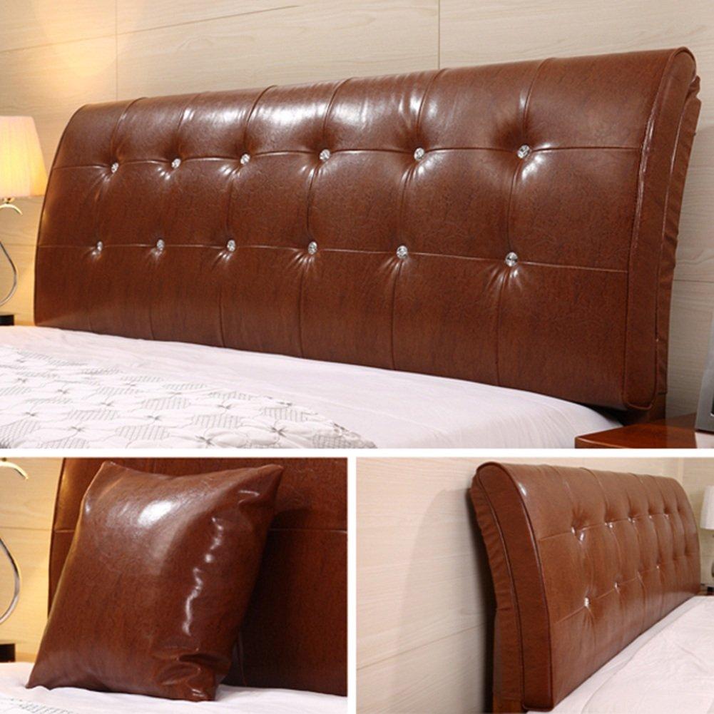 Amazon.com: WENZHE Tapizado Cabecero Dormitorio Almohadillas ...