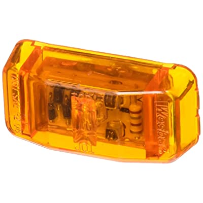 Fulton 47-203667 Amber Ez-Loader/Shorelander Led Clearance Light: Automotive