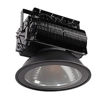 500W Foco Proyector LED Exterior, IP66 a prueba de agua Grúa torre ...