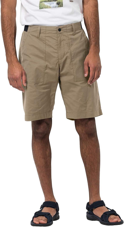 Jack New product Wolfskin Men's M Sales Tanami Short