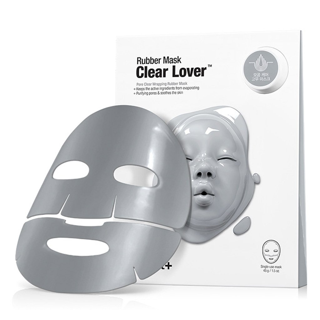 Dr. Jart+ Dermask™ Rubber Mask Clear Skin Lover, Single Sheet