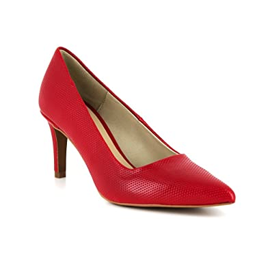 Chaussure Loca Rouge Diamond Independante Lova Escarpin Antik HE29DI
