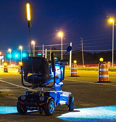 Amazon.com: Challenger luz LED alerta de seguridad Montaje ...