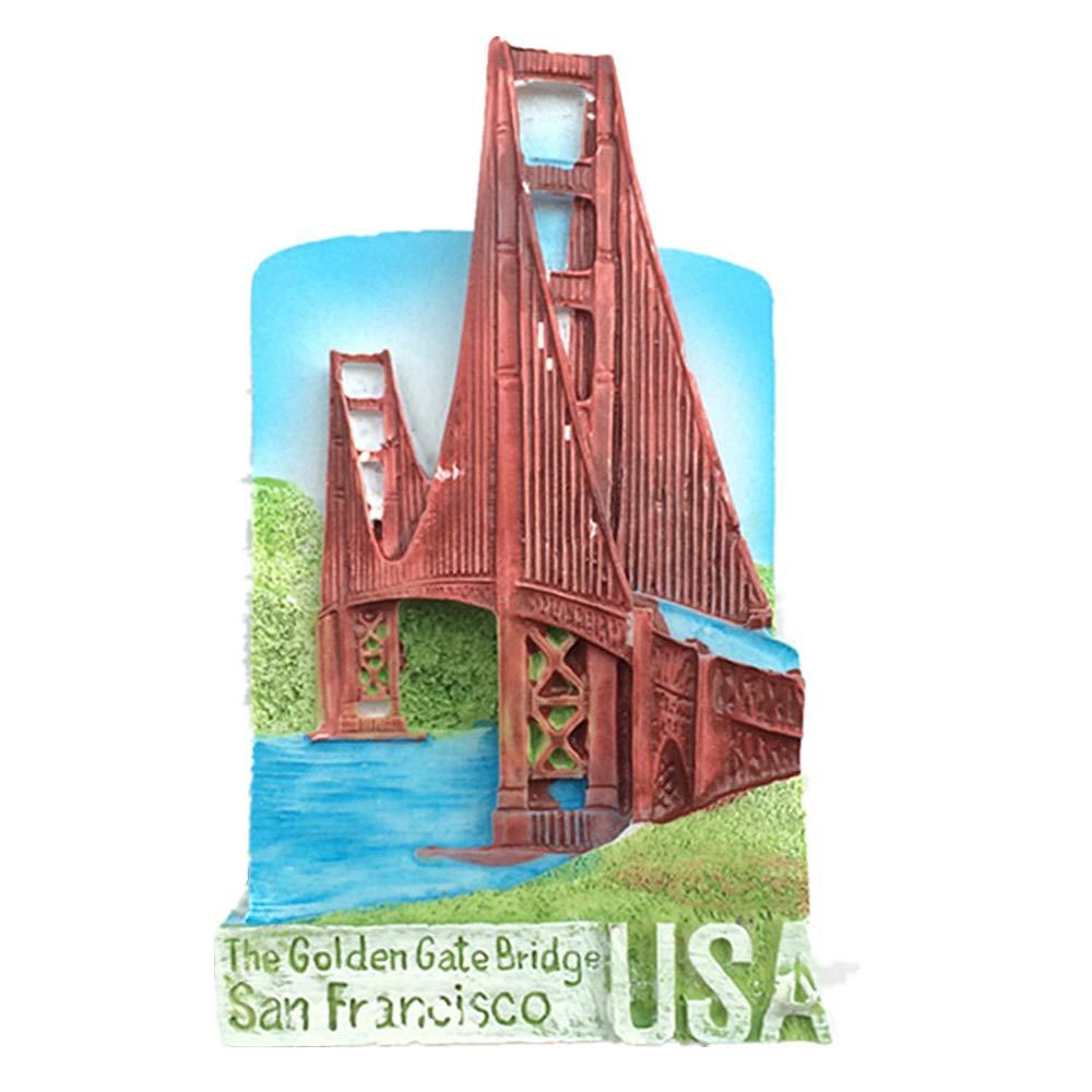 Magnet Kühlschrankmagnet Magnetschild I Love San Francisco I