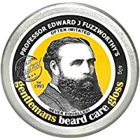 Beauty And The Bees All-Natural Moustache, Mustache Wax Beard Gloss 40 Ml/1.35 Fl. OZ by Beauty and the Bees