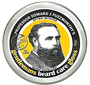 Professor Fuzzyworthy's Beard Balm Gloss