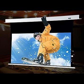 HiViLux – Pantalla tensada para proyector UHD 4 K / 3D / Full HD ...