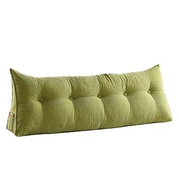Amazon.com: Cojines de almohada de doble cama, bolsa suave ...