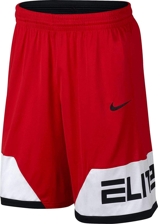Nike Mens Dry Elite Block Basketball Shorts: Amazon.es: Deportes ...