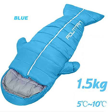 Saco De Dormir Tipo Momia ,Blue
