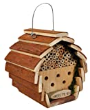 Kingfisher Wooden Insect and Bee Hotel