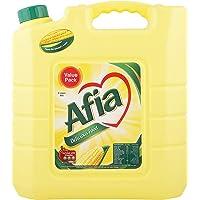 Afia Cooking Oil, 9 Litres - Pack of 1, SV155