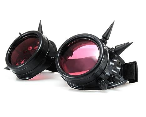 Welding Cyber goggles de soleil des Lunettes de Soudage Steampunk Antique Copper PYW4vGz