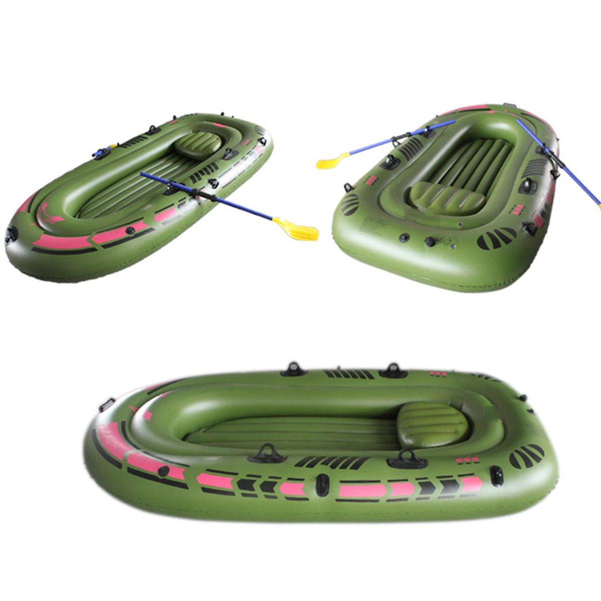 Global Brands Online - Barco Inflable para Kayak de 3 Personas de ...