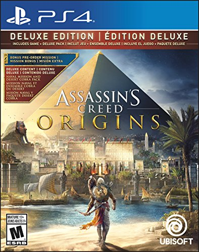 assassins creed origins edition deluxe