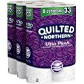 24-Count (3 x 8-Pack) Quilted Northern Ultra Plush Toilet Paper