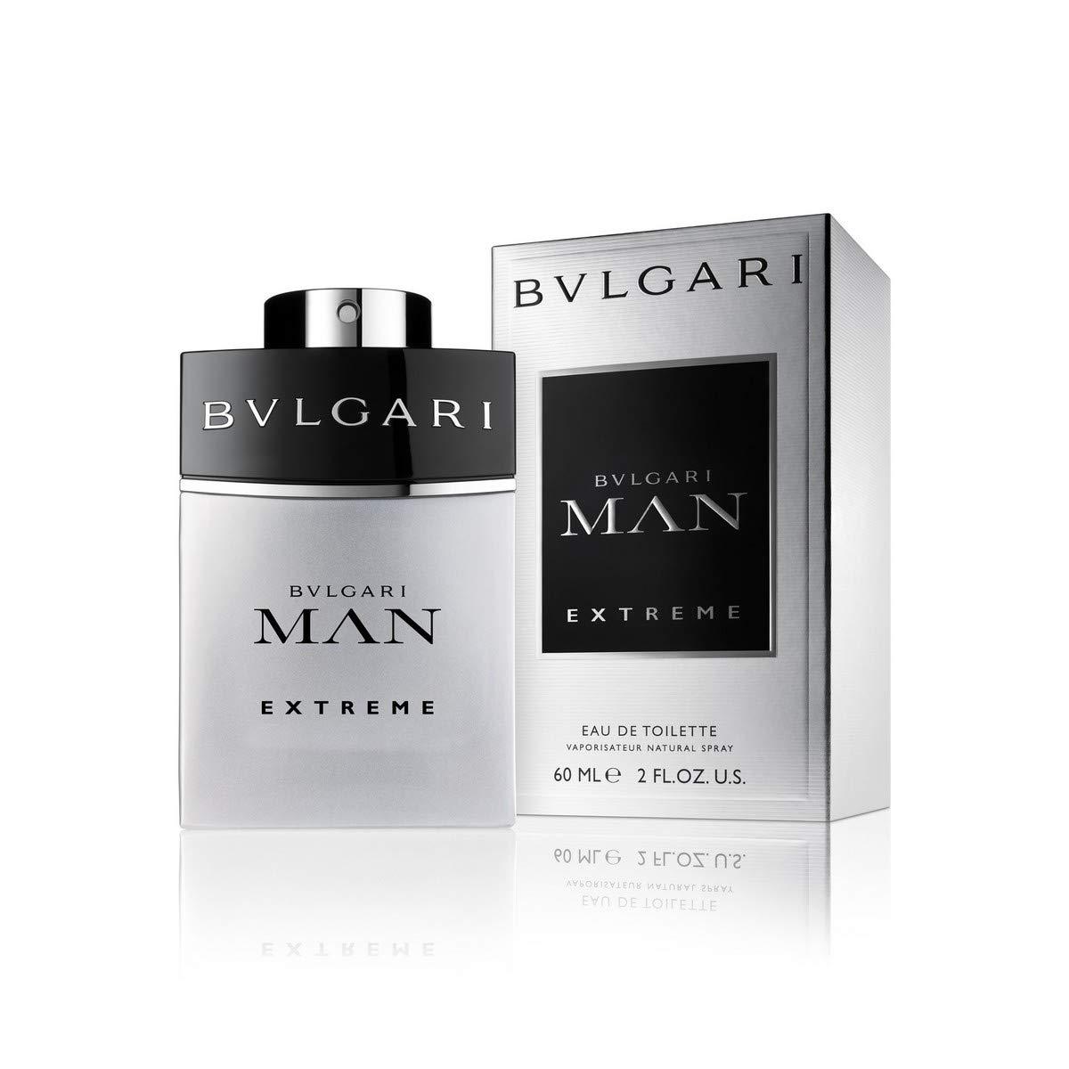 ba598e20e6ae EXTREME BVLGARI MAN Eau de Toilette 60VP  Amazon.fr  Beauté et Parfum