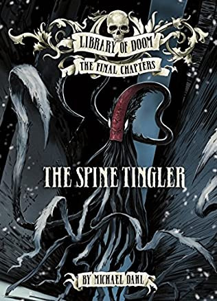 book cover of The Spine Tingler
