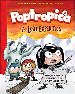 Amazon poptropica book 2 the lost expedition 9781419721298 turn on 1 click ordering for this browser fandeluxe Images