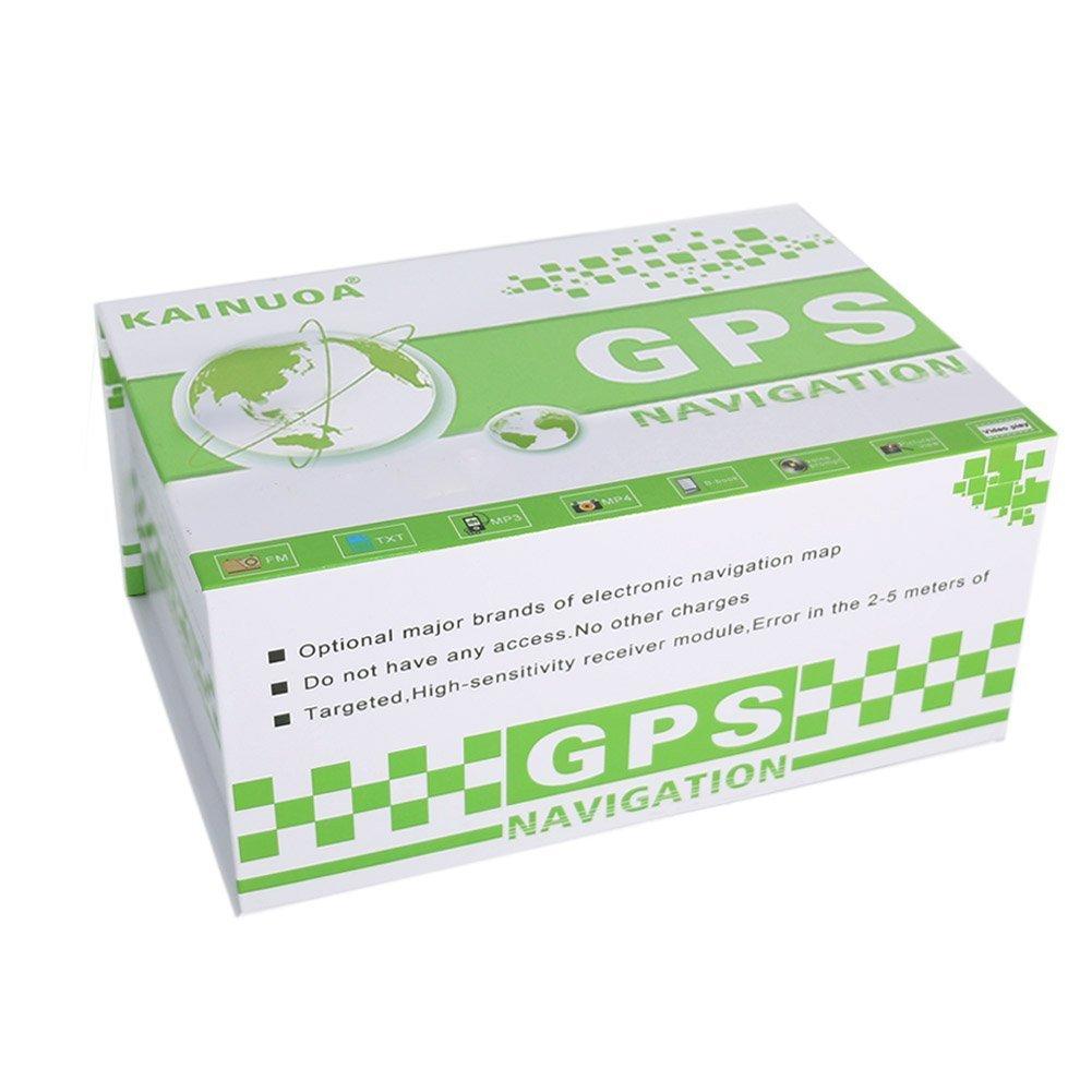 Caín uoa® 7 Pulgadas Europe Traffic GPS Navi Navegación dispositivo ...