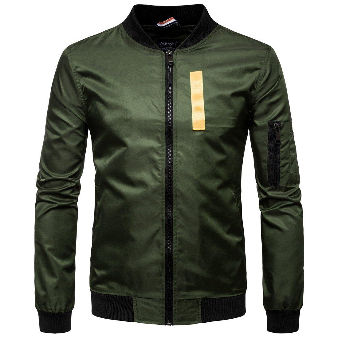 Männer - Mode - Kragen Farbe,Army Grün,The