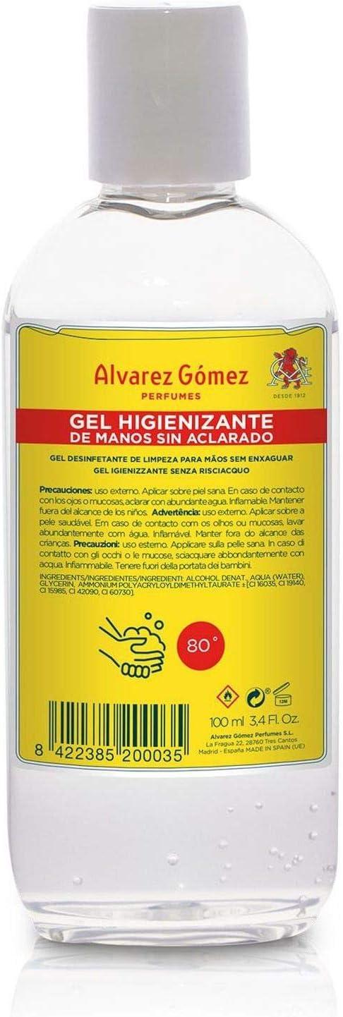 Alvarez Gómez Gel Higienizante Alvarez Gómez 100 ml