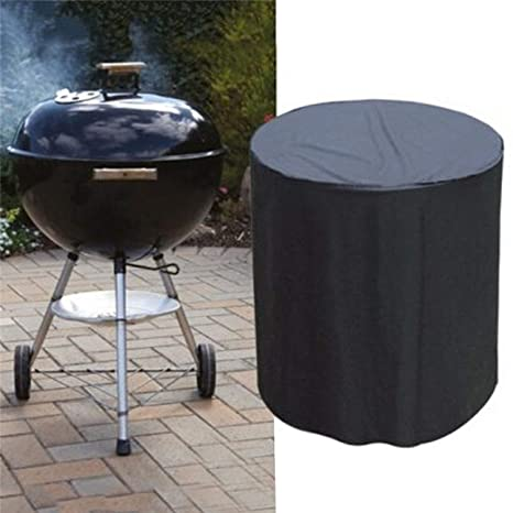 Amazon.com : Waterproof BBQ Grill Barbeque Cover Outdoor Rain Grill ...
