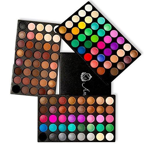 120 color eyeshadow palette - 6