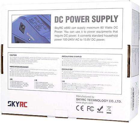 Skyrc E680 Modellbau Multifunktionsladegerät 8 A Lipo Elektronik