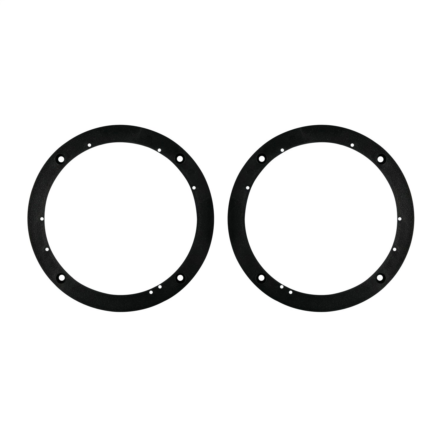 Metra 82-4400 Universal 1//2-Inch Plastic Spacer Rings for 5 1//4-Inch Speakers