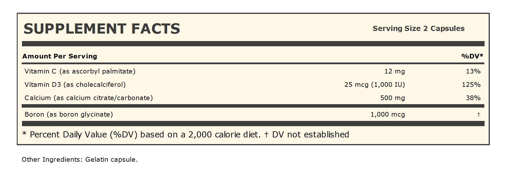 Andrew Lessman Vitamin D3 1000 Plus Calcium Intensive Care, 500 Capsules