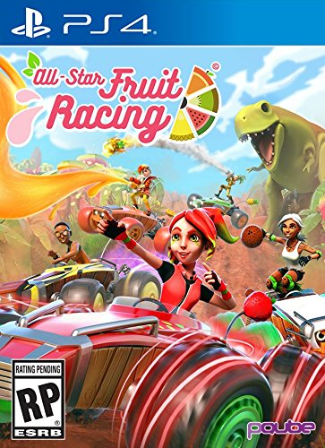 All-Star Fruit Racing - PlayStat...