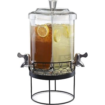 artland turning triple beverage dispenser - Beverage Dispensers