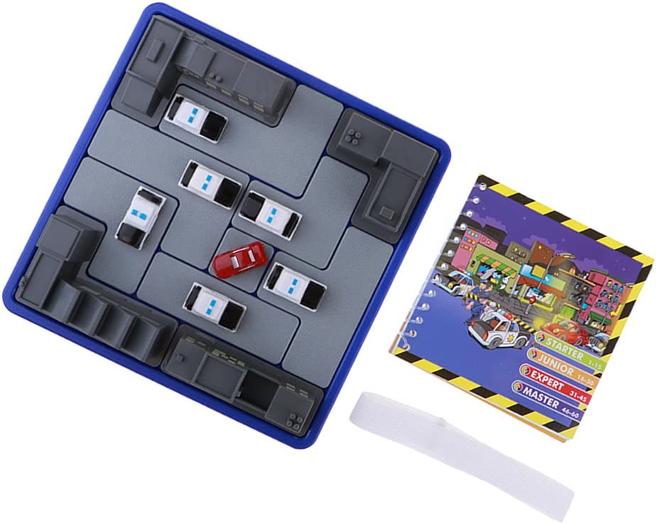 Children Intelligence Educational Game Puzzle Maze Police and Thief Game Toy