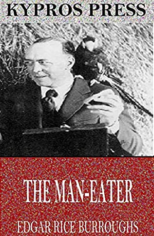 book cover of The Man Eater