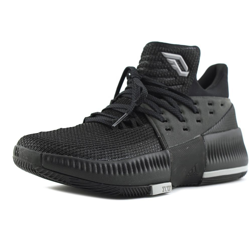 adidas uomini d lillard 3 basket scarpa b06vx4lnrm 5cblack / cblack