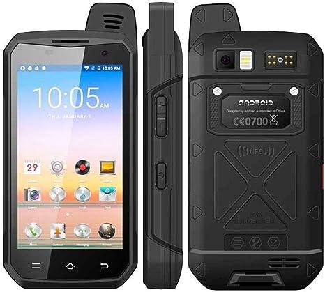 5000mAh Teléfono Resistente Tarjeta Dual Sim Desbloqueado GSP NFC ...