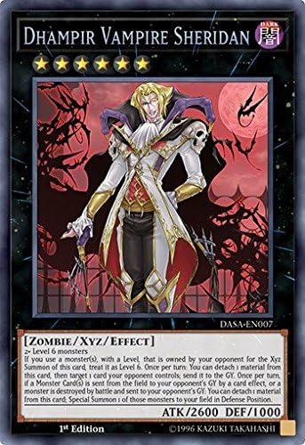 Dhampir Vampire Sheridan DASA EN007 Secret product image