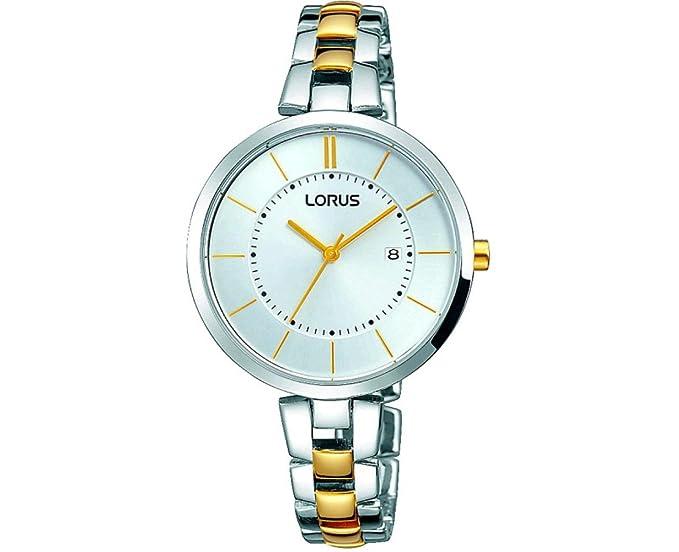 e92c44c8814e Lorus RH709BX9 Reloj Combinado para Mujer  Amazon.com.mx  Relojes